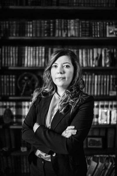 Avvocato Mariangela Gugliandolo